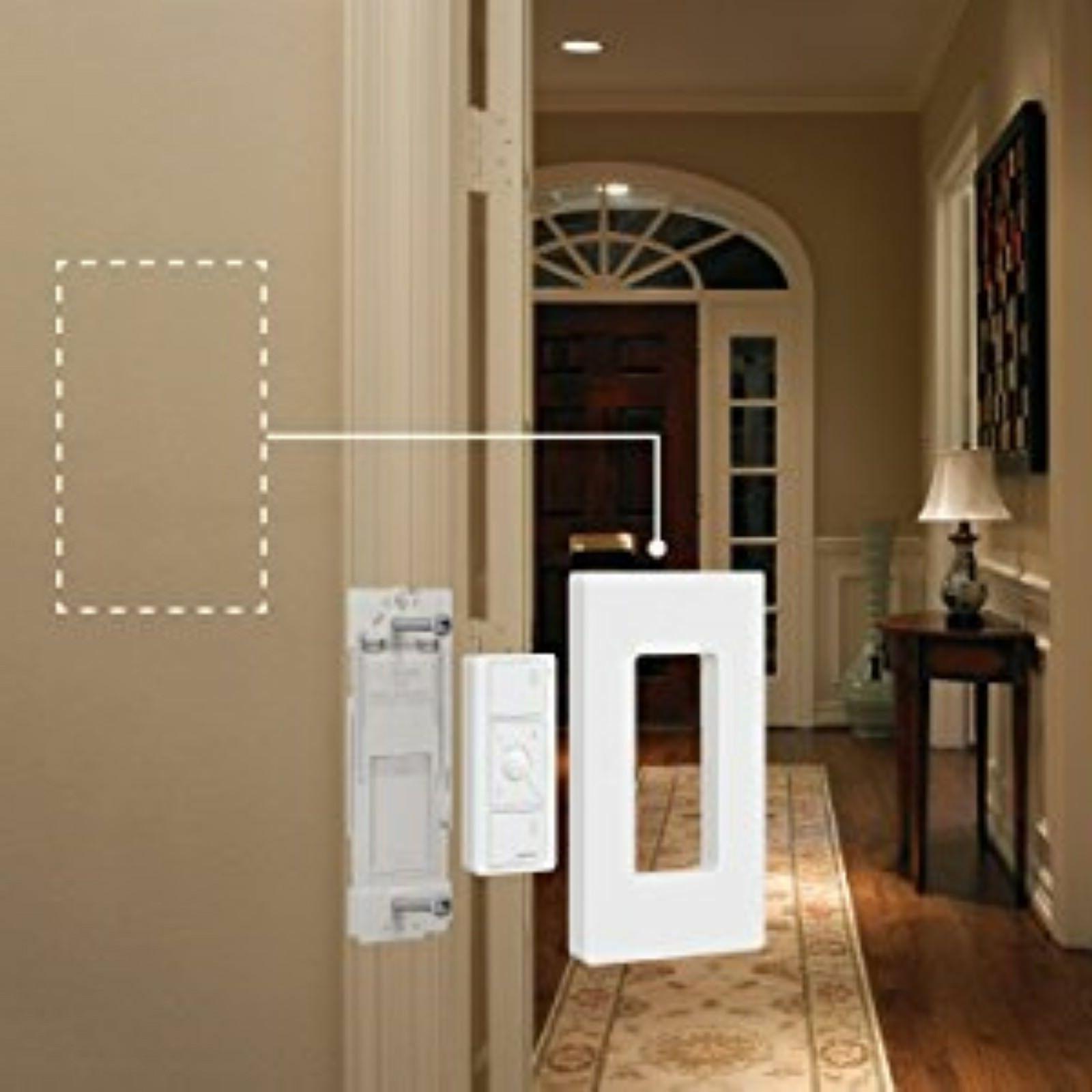 Wallplate Caseta Wireless Plug-In