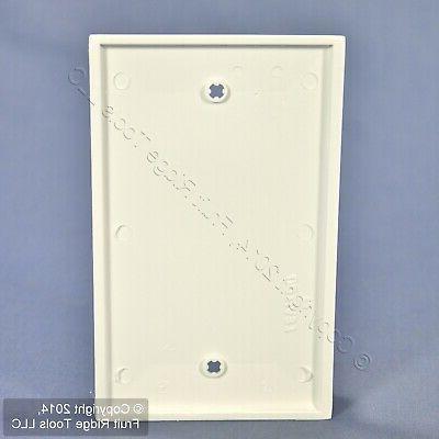 Leviton White Unbreakable Plate Box Mount