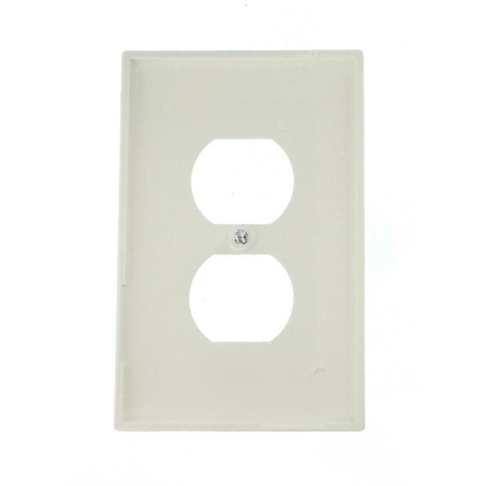 WHITE Electrical Plate Plates Lot,