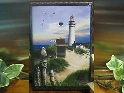 Lighthouse on the Bay Light Switch Wall Plate Cover #LH01 -