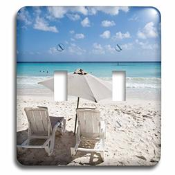 3dRose LLC lsp_69980_2 Carib Beach Barbados, Caribbean-Ca06