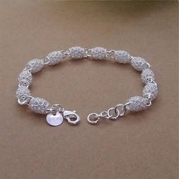 lovely hollow ball fashion bracelet font b