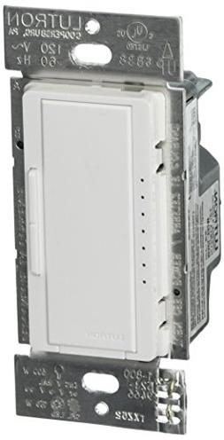 Lutron MACL-153M-WH Maestro 150-Watt Multi-Location CFL/LED