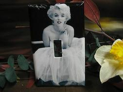 Marilyn Monroe Ballet Light Switch Wall Plate Cover #MM12 -
