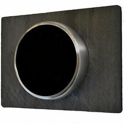 Nest Wall Plate Trim Cover - Slate Stone 6 x 4 7/16 Inches