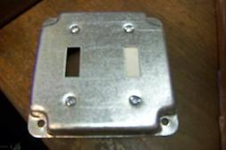 new Thomas & Betts - RS-5 - Indoor Electrical Outlet Box Cov