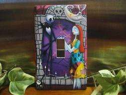 Nightmare Before Christmas Switch Wall Plate Cover #NMBX12 -