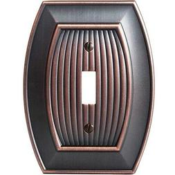 Oil Rubbed Bronze Amerock Wall Plate Cover Toggle Rocker Plu