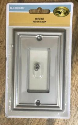 Hampton Bay Outlet Switch Wall Plate 4 8