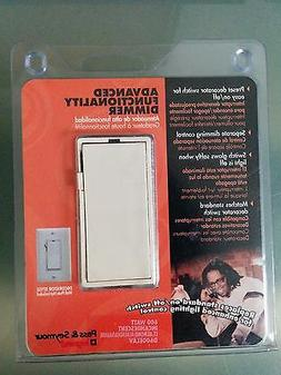 Pass & Seymour Decorator Switch Incandescent Dimmer 600W Lig