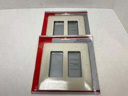 Pass & Seymour Legrand Screwless Decorator Wall Plate SWP262