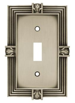 pineapple single switch wall plate