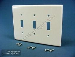 Plastic Mid-Way Switch Wall Plate