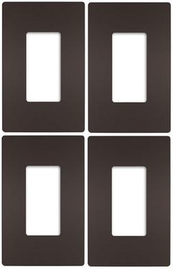 LeGrand RWP26DBCC6 Radiant Dark Bronze 1 Gang Screwless Wal