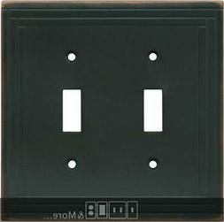 Brainerd Selby Oil Rubbed Bronze   Switch Plates, Wall Plate