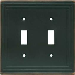 Brainerd Selby Oil Rubbed Bronze   Wall Plates & Outlet Cove