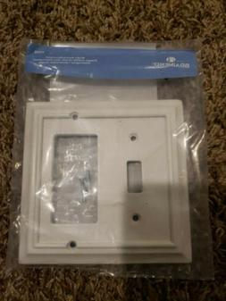 Brainerd Single Switch GFI Or Toggle Dual Wall Outlet Cover