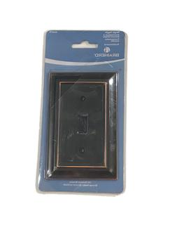 Brainerd Single Toggle Wall Plate
