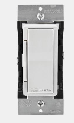 Leviton Smart Wi-Fi Light Dimmer Switch Works with Amazon Al