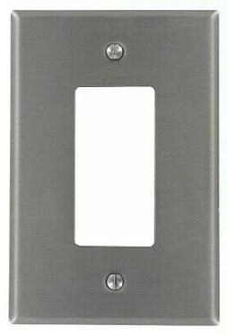 Leviton SO26 1-Gang Decora/GFCI Device Decora Wallplate, Dev