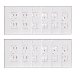 BUENAVO Universal Electrical Outlet Covers, Baby Safety Self