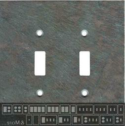 Vermont Mottled Slate Switch Plates, Wall Plates & Outlet Co