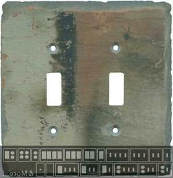 Vermont Recycled Slate Switch Plates, Wall Plates & Outlet C
