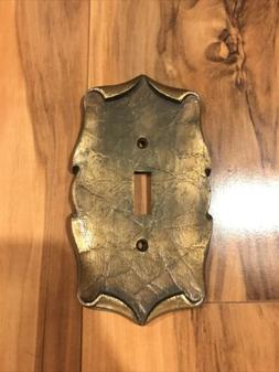 Vintage Amerock Carriage House Light Switch Wall Plate Cover