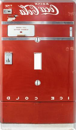 Vintage Coca Cola Soda Vending Machine Light Switch Plate Wa