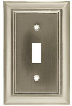 Liberty Hardware W10087-SN-U Satin Nickel, Architectural 1 G