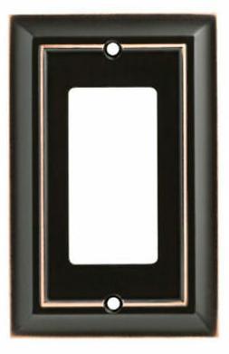 Liberty Hardware W10244-VBC-U Bronze, Architectural 1 Gang D