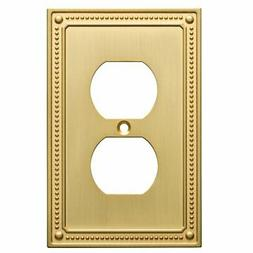 Franklin Brass W35059-BB-C Classic Beaded Single Duplex Wall