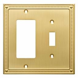 Franklin Brass W35063-BB-C Classic Beaded Switch/Decorator W