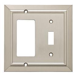 Franklin Brass W35222-SN-C Classic Architecture Switch/Decor