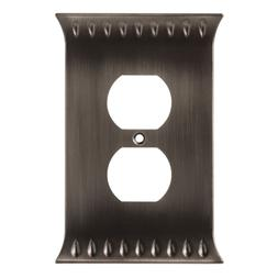 Brainerd Wadsworth Triple Switch Toggle Cover Wall Plate Hei