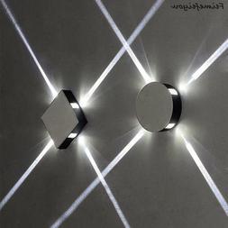 wall mounted bedside lamp night light modern