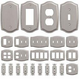 Wall Switch Plate Outlet Cover Toggle Duplex Outlet GFCI Roc