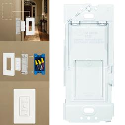 Wallplate Bracket Lamp Pico Remote Control Dimmer Lutron Cas