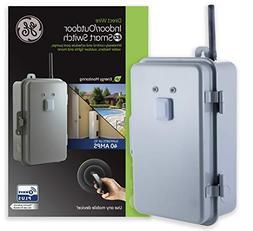 40 Amp Weather Resistant Z-Wave Direct-Wire Indoor/Outdoor S