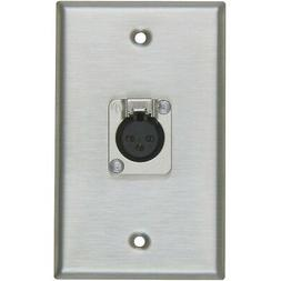 Pro Co WP1004 Wall plate Cable Accessories & Parts