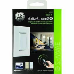 GE Z-Wave Plus  Wireless In-Wall On/Off Smart Switch