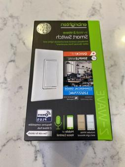 GE Z-Wave Plus Wireless In-Wall On/Off Smart Switch Commerci