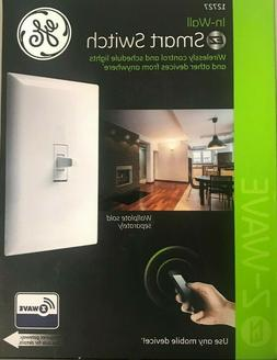 GE Z-Wave Wireless Smart Lighting Control Light Switch, Togg
